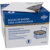 Whirlpool W10165294RB 15-Inch Plastic Compactor Ba, Pack of 60 by Whirlpool