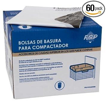 Amazon.com: Bolsas de plástico compactadoras ...