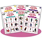 Ask and Answer Social Skills Game - Super Duper Educational Learning Toy for Kids