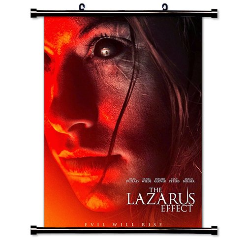 The Lazarus Effect Movie Fabric Wall Scroll Poster (16x21) Inches