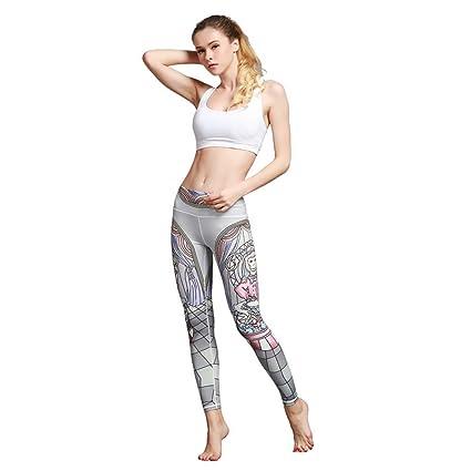 SOFIT Mujer Pantalones Deportivos, Leggings Deporte Elásticos de Entrenamiento Deportivo para Running, Yoga, Fitness