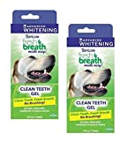 Tropiclean Advanced Whitening & Cleaning Gel for Dogs Bulk Lots Available Too(2 Tubes)