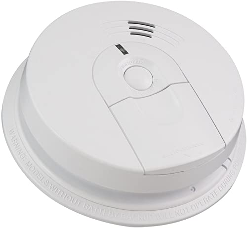 Kidde. i4618AC Firex Hardwired Smoke Alarm with Battery Backup