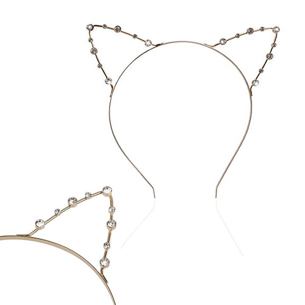 Black Headband Elastic Lace...