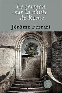 """Afficher """"Le sermon sur la chute de Rome"""""""
