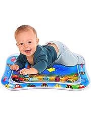Wassermatte Baby Wasser Spielmatte Aufblasbare Tastmatte Spielzeug Das Wachstum von Kindern Stimulieren 66 x 50 CM