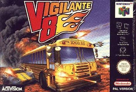 Amazon Com Vigilante 8 Video Games