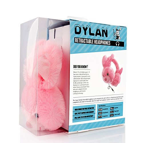 Dylan-Volume-Limiting-Wired-Headphone-for-Children-Over-Ear-Retractable-Cord