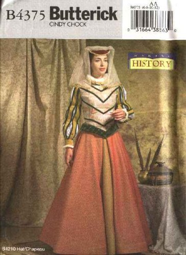 Amazon com: Butterick Sewing Pattern 4375 Misses Size 6-12