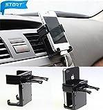 Car Bracket for Iphone Adjustable Width GPS Saver for Mp4 Mp5 PSP GPS Car Cigarette Holder Card Organizer Cigar Boxes-Width 58-85mm Depth 23mm