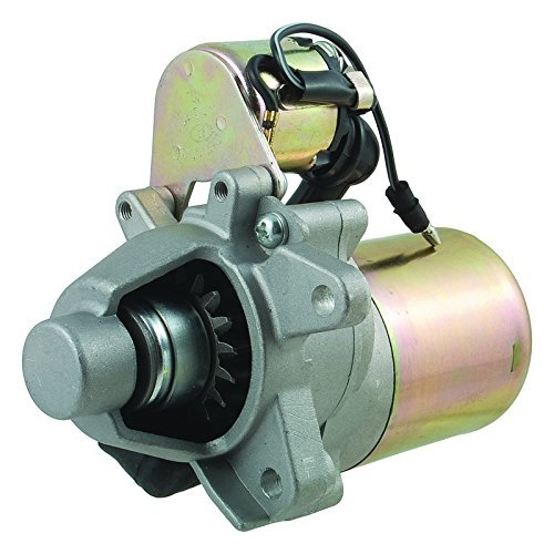 Lumix GC Electric Starter Motor For Champion Power 196CC 6.5HP ST168FD YF168FD (Starter Motor Generator)