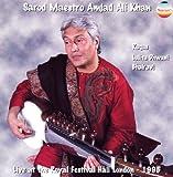 Sarod Maestro Amjad Ali Khan, Live at the Royal Festival Hall London 1995