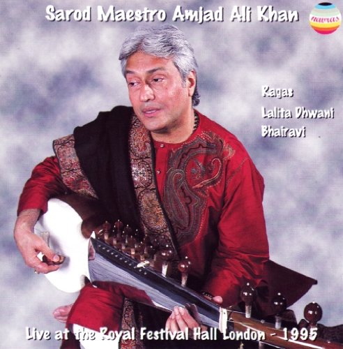 Sarod Maestro Amjad Ali Khan - Live at the Royal Festival Hall London (1995)