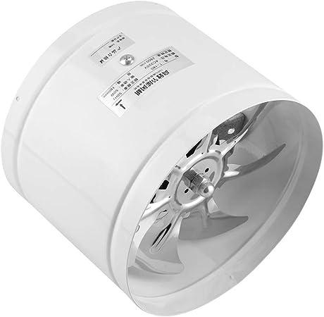 Ventilador de Escape Ultra Silencioso Ventilador de Ventilación de ...