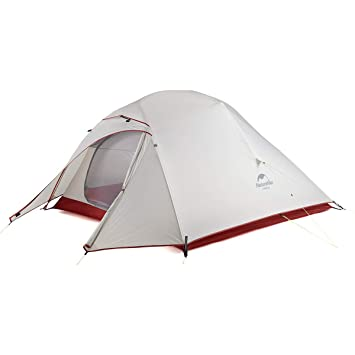 d74e75252e167a Naturehike Cloud-Up 3 Ultralight Tent Backpacking Tent for 3 Person Hiking Camping  Outdoor (