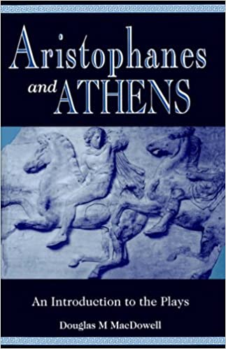 Aristophanes and Athens : an introduction to the plays
