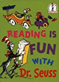 Reading Is Fun with Dr.Seuss: ' Hop on Pop ' , ' Marvin K.Mooney Will You Please Go Now! ' , ' Oh, the Thinks You Can Think! ' , ' I Can Read with My Eyes Shut! ' (Dr.Seuss Beginner Books)