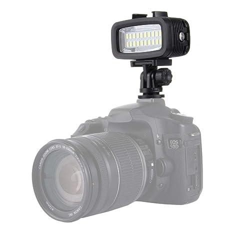 Luz de Relleno de Buceo con cámara, para dji Osmo Action 40m ...