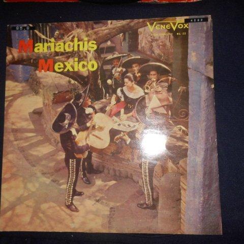 Mariachis Mexico Store [Alternative dealer] LP Vinyl