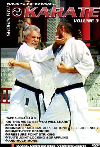 - Mastering Shorin Ryu Karate Volume 3