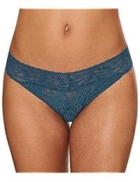 Hanky Panky Women's Signature Lace Original Thong Panty
