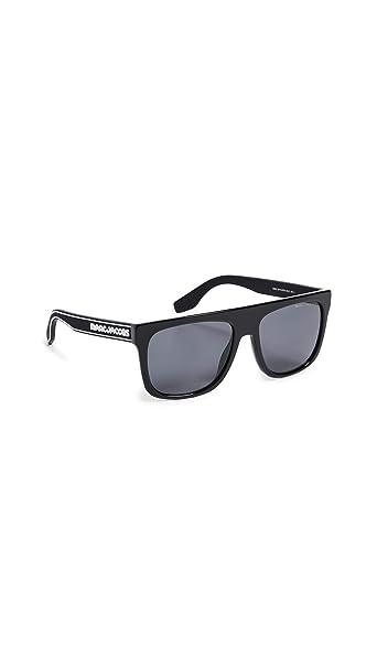 Amazon.com: Marc Jacobs - Gafas de sol para mujer, Negro ...