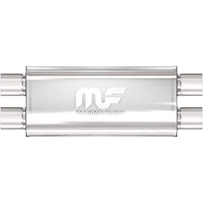 MagnaFlow 12468 Exhaust Muffler: Automotive