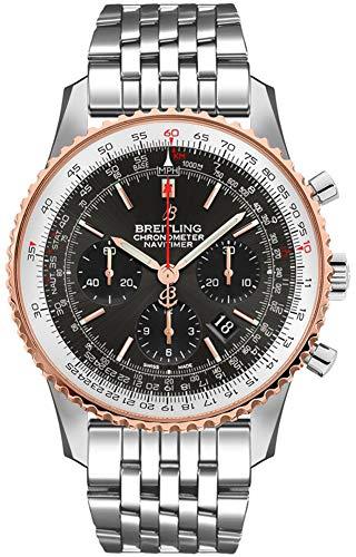 Breitling Navitimer 1 B01 Chronograph 43 Men's Watch UB0121211F1A1