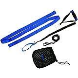 CoreX Break Away Belt, Reaction Belt, Speed Belt, Quick Release Belt for Speed and Agility Training, Resistance Belt (Breakaway Kit)