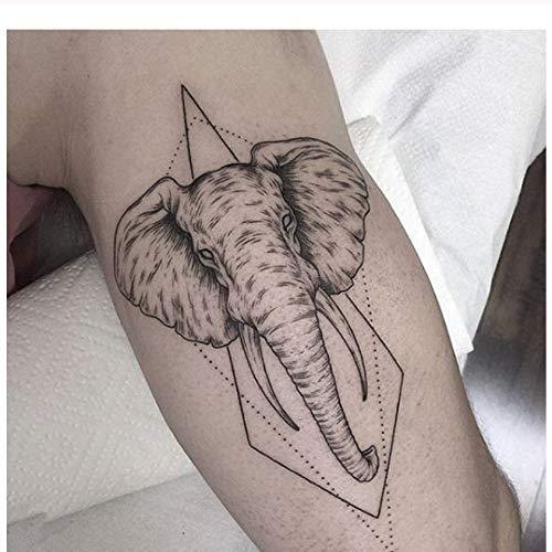 Tatuajes Temporales Unicornio Impermeable Falso Tatuaje Temporal ...