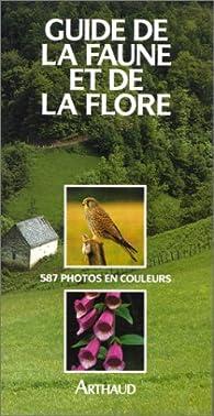 Guide de la faune et de la flore de nos régions par Ute E. Zimmer