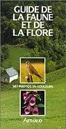 Guide de la faune et de la flore de nos régions par Zimmer