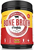 Cheap Hydrolyzed Bone Broth Protein Powder – Grass Fed, Pasture Raised | Non-GMO, Paleo Friendly, Gluten Free | Best Value-601 Grams-Great for Weight Management, Digestive System, Healthy Hair & Skin