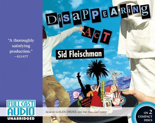 Download Disappearing Act (Library) ebook