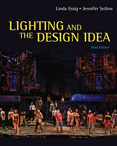 Cheap  Lighting and the Design Idea (Wadsworth Series in Theatre)
