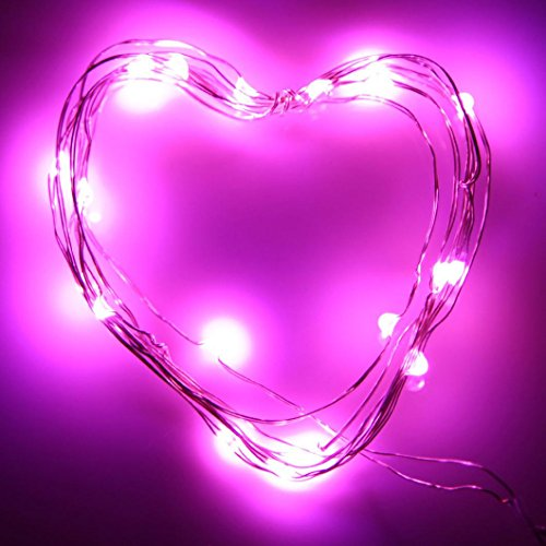 Pink Decking Lights