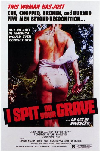 Camille Movie Poster - I Spit on Your Grave Poster Movie 11x17 Camille Keaton Eron Tabor Richard Pace Anthony Nichols