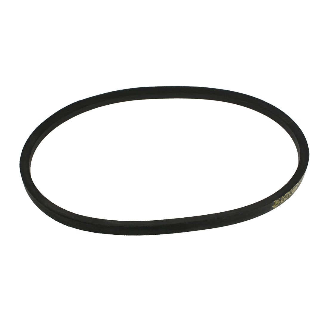 sourcingmap® Machine Transmission 27' Inner Girth Rubber Rope A Type V Belt a12020200ux0275