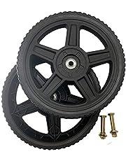 Raisman Set of 2 Universal Wheel Kit for Push Mowers