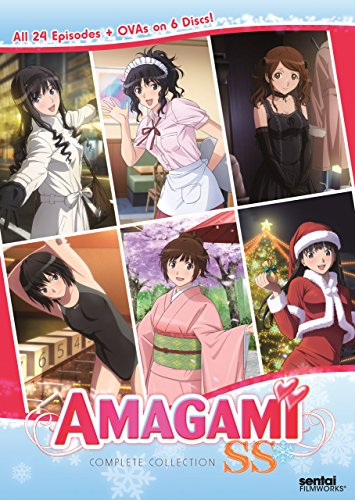 Amagami SS / Season One: The Complete Collection (Subtitled, 6PC)