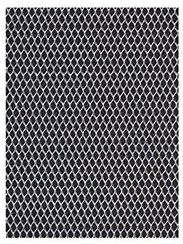 - Amaco WireForm Metal Mesh aluminum woven contour mesh - 1/16 in. pattern pack of 3 sheets
