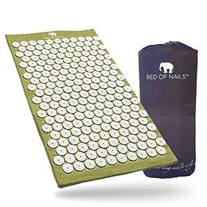 Amazon Com Bed Of Nails Green Original Acupressure Mat