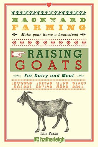 PDF FREE Backyard Farming: Raising Goats: For Dairy and ...