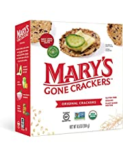 Mary's Gone Crackers, Original, 6.5 Ounce (Pack of 1)