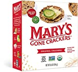 Mary's Gone Crackers Original Crackers, Organic