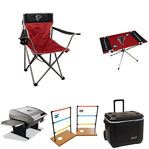 Atlanta Falcons Large Tailgate Bundle by Jarden Sports Licensing