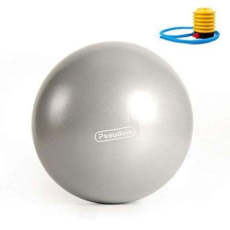 YDJGY Pelota Ejercicio 25Cm Pilates Ball Yoga Gym Balance Fitness ...