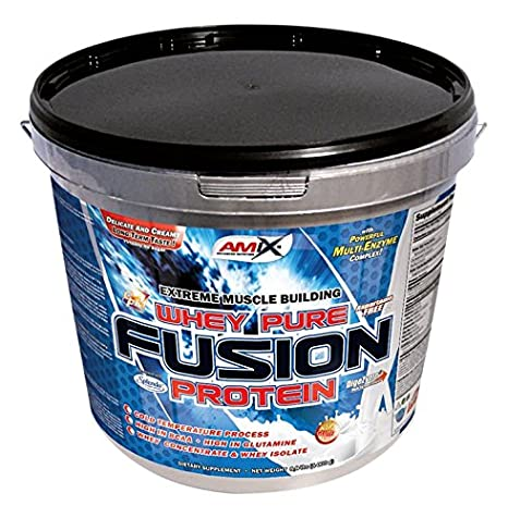 Amix Whey Pure Fusion 4 kg Yogurt-Melon