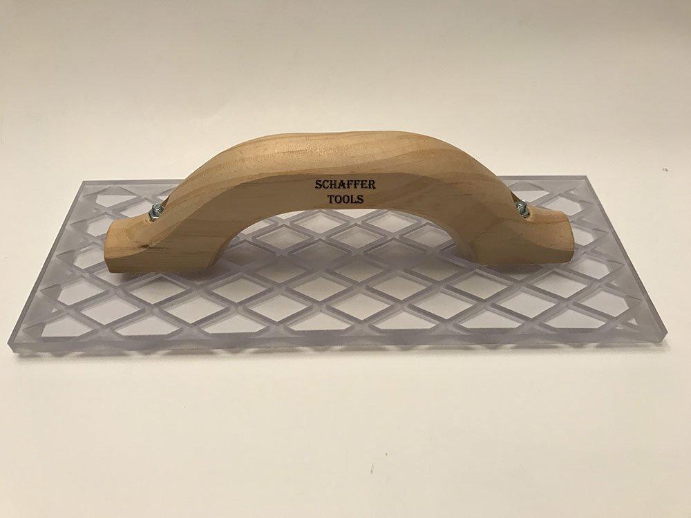 Ultimate 12'' Concrete Hand Float
