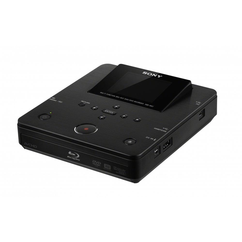 Dvdirect® Multi-function Blu-ray Disc™ / DVD Recorder
